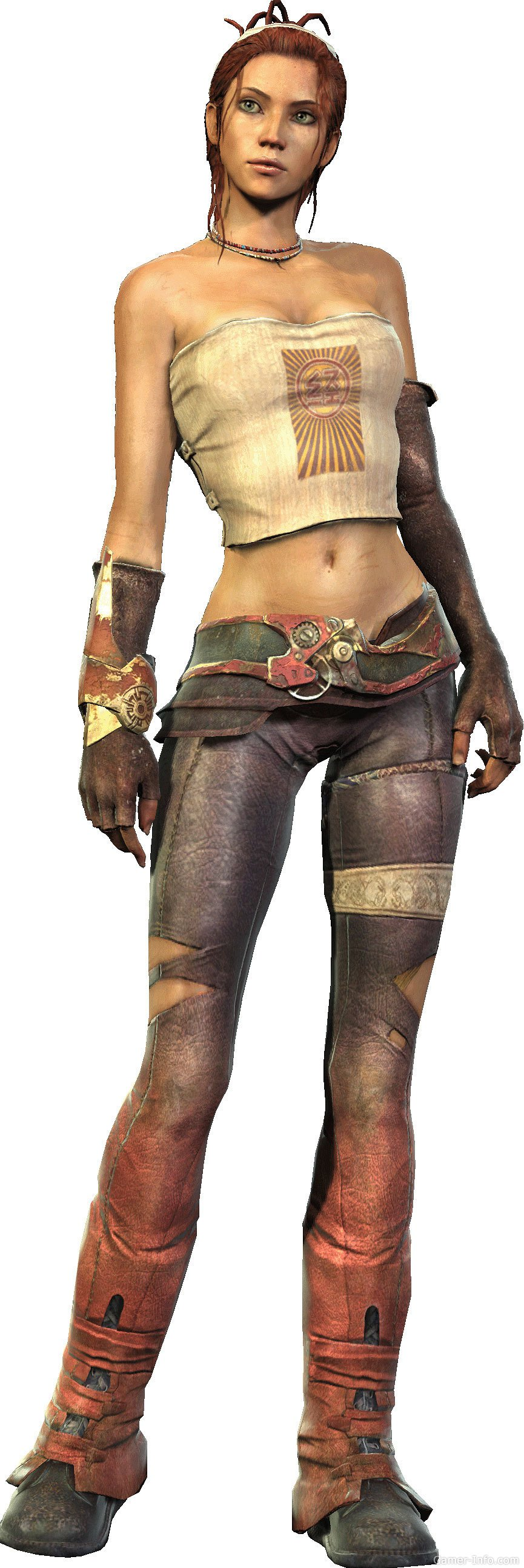 Enslaved odyssey to the west porn exploited picture