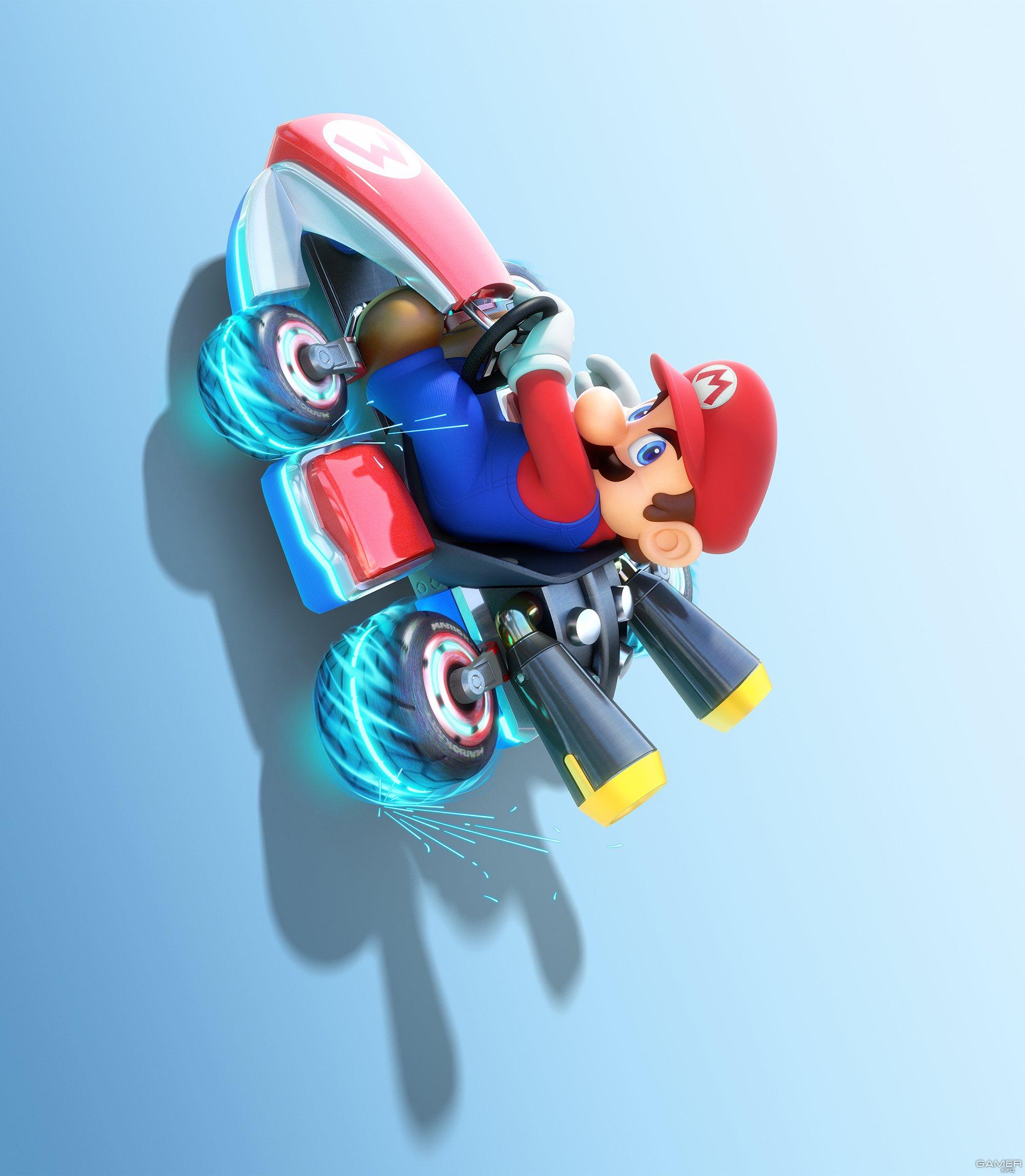 Mario Kart 8 скачать торрент | Playble ru