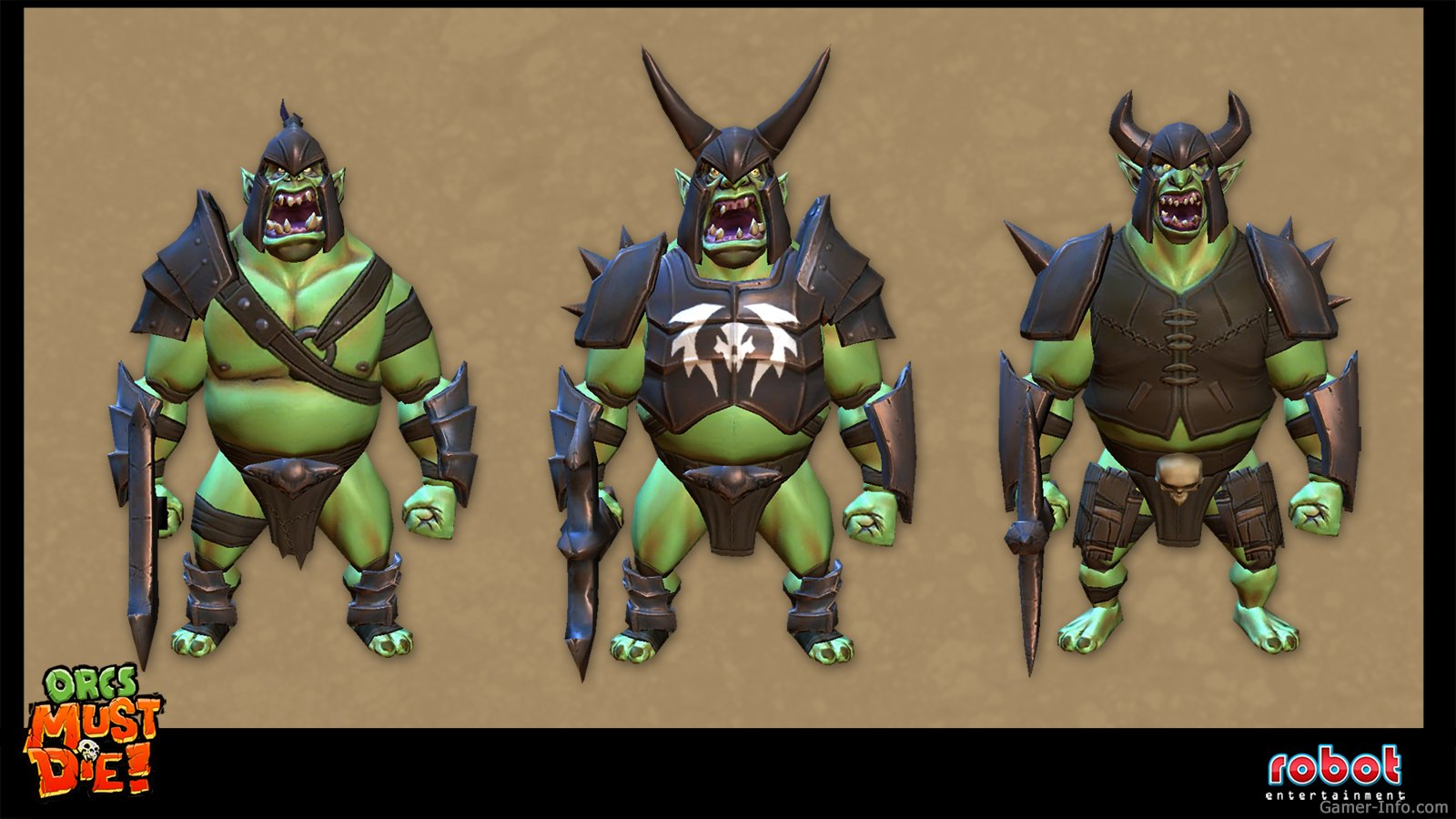 Orcs must die nude pics naked photo