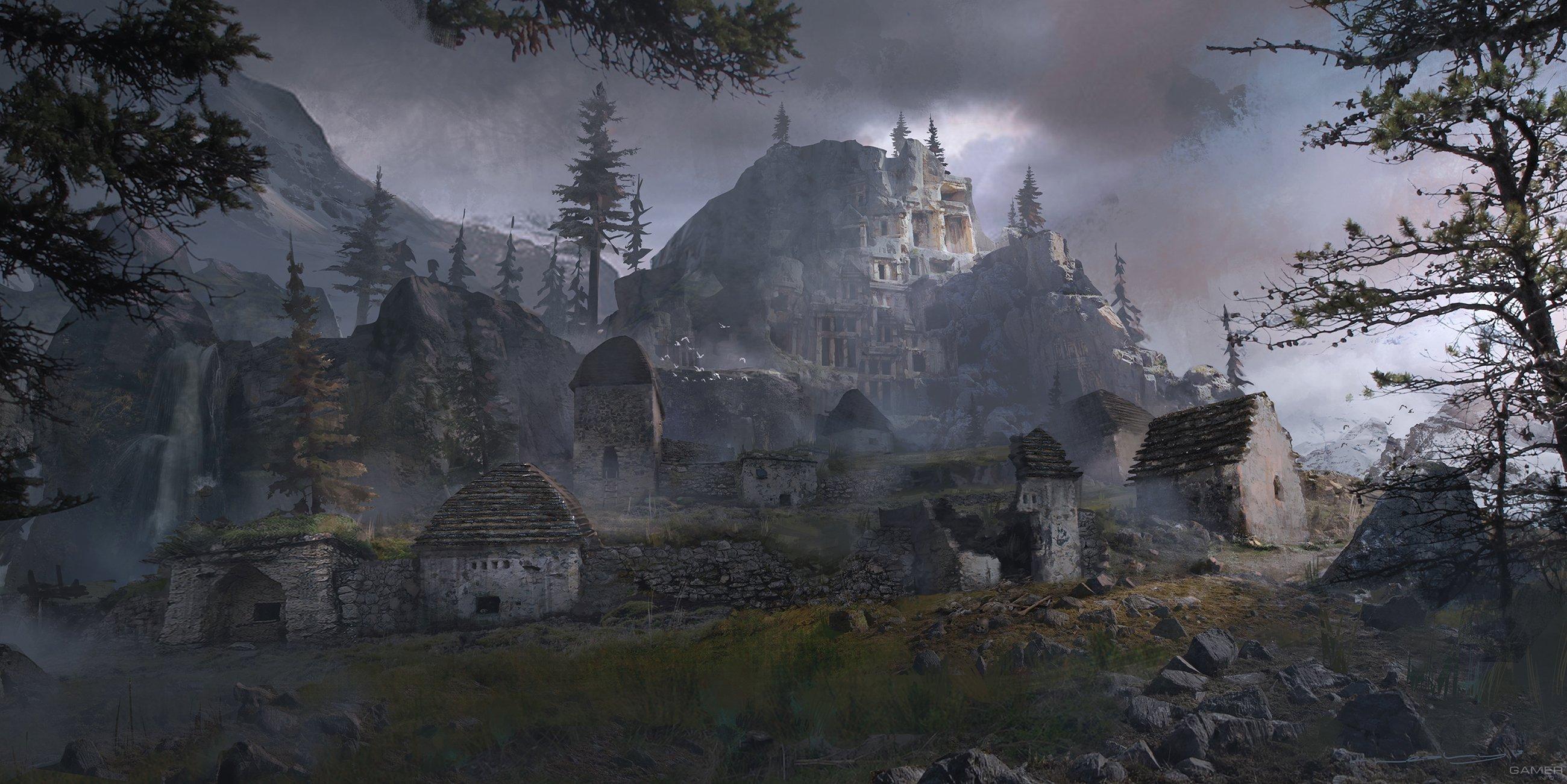 обзор игр серии
