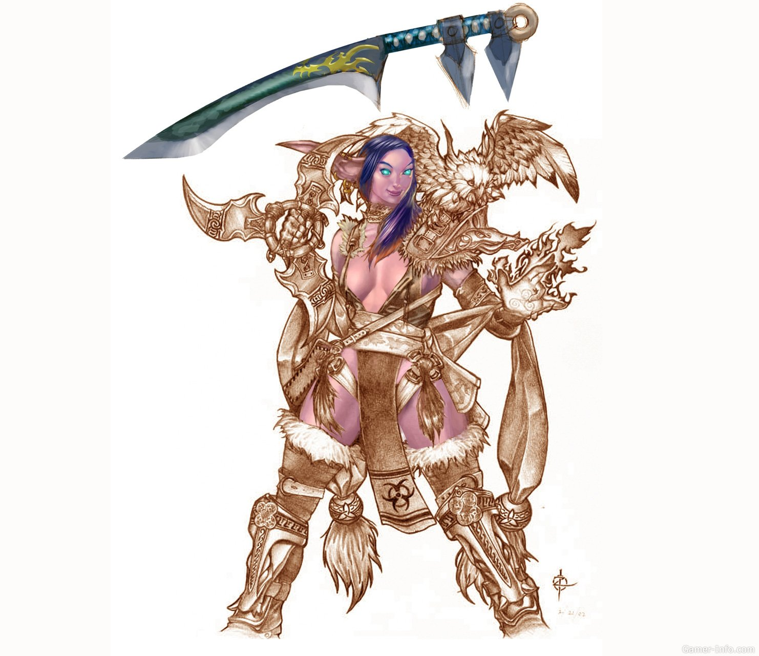 Top rated toons in world of warcraft xxx image