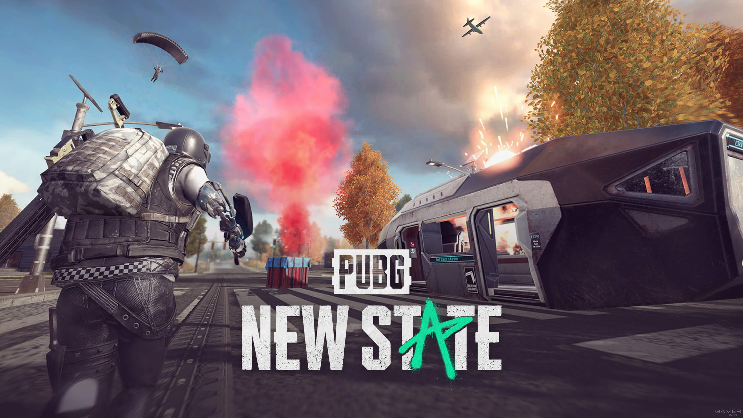 PUBG: New State - тот же PUBG: Mobile, но по-красивше